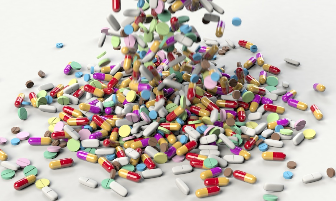 pills 3673645 1920 - Carne Ecológica,bienestar  para  tu salud.